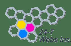 24-7 Webs Logo